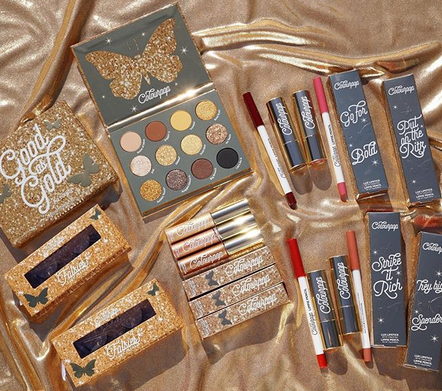 COLOURPOP GOOD AS GOLD 2019 Christmas Holiday Collection 1 - COLOURPOP GOOD AS GOLD 2019 Christmas Holiday Collection