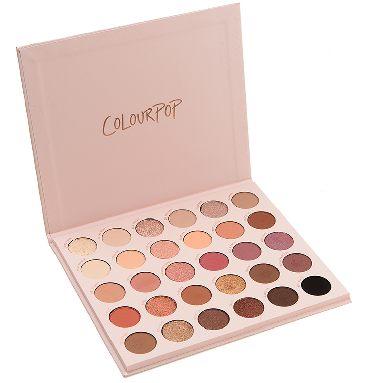 COLOURPOP THE BARE NECESSITIES COLLECTION 2 - COLOURPOP THE BARE NECESSITIES COLLECTION