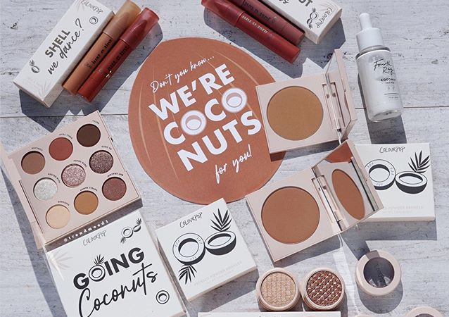 COLOURPOP THE COCONUT COLLECTION 638x450 - COLOURPOP THE COCONUT COLLECTION