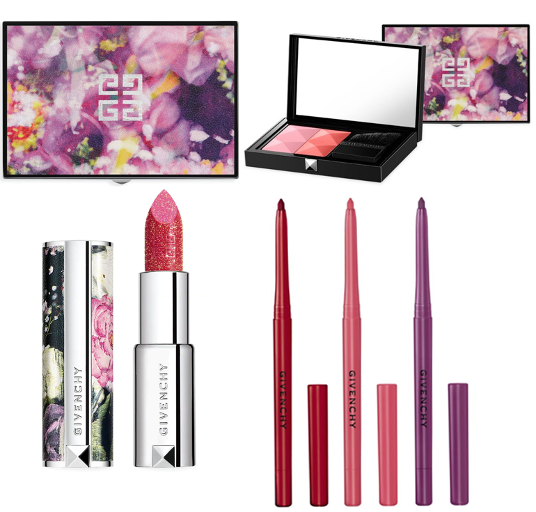 GIVENCHY GARDENS SPRING 2020 MAKEUP COLLECTION - GIVENCHY GARDENS SPRING 2020 MAKEUP COLLECTION