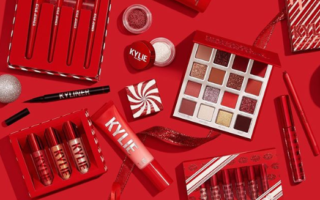 KYLIE COSMETICS 2019 Christmas Holiday Collection 4 320x200 - KYLIE COSMETICS 2019 Christmas Holiday Collection