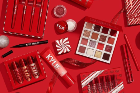 KYLIE COSMETICS 2019 Christmas Holiday Collection 4 450x300 - KYLIE COSMETICS 2019 Christmas Holiday Collection