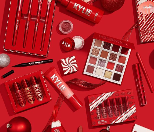 Kylie Cosmetics Christmas Collection 2020 Prices KYLIE COSMETICS 2019 Christmas Holiday Collection | Chic moeY