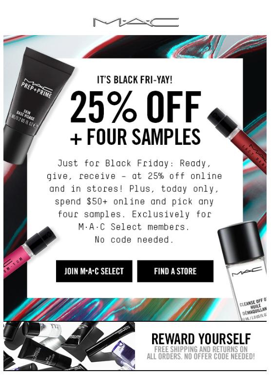 Cosmetics discount mac cosmetics coupon