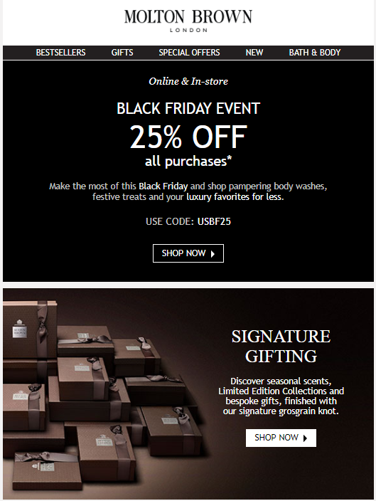 Molton Brown Black Friday 2017 1 - Molton Brown Black Friday 2019