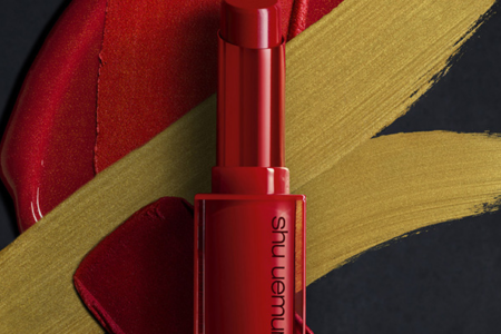 SHU UEMURA SPRING 2020 FLAMING REDS COLLECTION 450x300 - SHU UEMURA SPRING 2020 FLAMING REDS COLLECTION