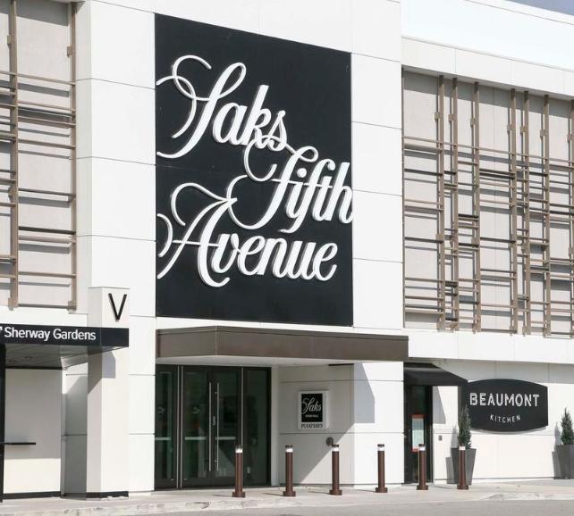 Saks Fifth Avenue Black Friday 2019 - Saks Fifth Avenue Black Friday 2019