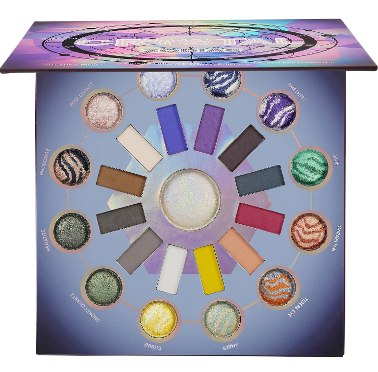 BH COSMETICS CRYSTAL ZODIAC COLLECTION EXCLUSIVE TO ULTA 1 - BH COSMETICS CRYSTAL ZODIAC COLLECTION EXCLUSIVE TO ULTA