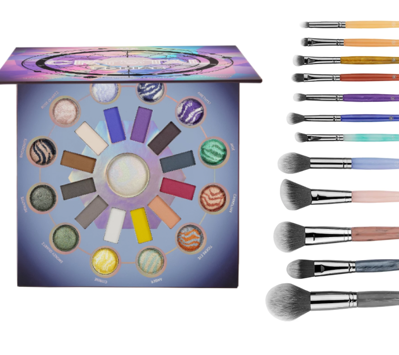 BH COSMETICS CRYSTAL ZODIAC COLLECTION EXCLUSIVE TO ULTA - BH COSMETICS CRYSTAL ZODIAC COLLECTION EXCLUSIVE TO ULTA