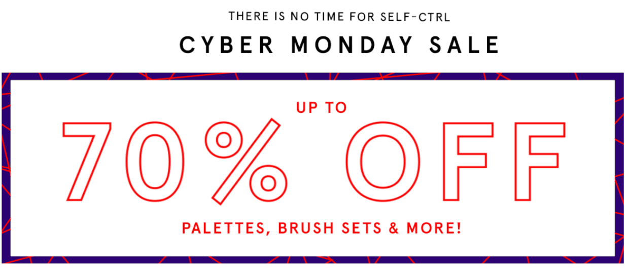 BH COSMETICS Cyber Monday - The Best Cyber Monday 2019 Beauty Deals
