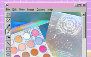 BH COSMETICS DIGITAL FUTURE 16 COLOR SHADOW PALETTE AVAILABLE NOW 320x200 - BH COSMETICS DIGITAL FUTURE 16 COLOR SHADOW PALETTE AVAILABLE NOW
