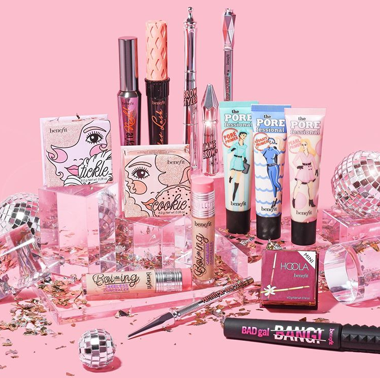 Benefit Cosmetics gift with purchase - List of Benefit gift with purchase 2020 schedule
