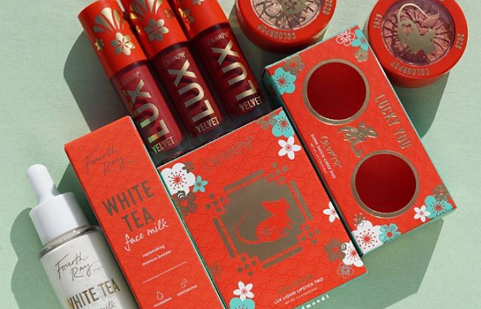 Colourpop Christmas 2020 COLOURPOP 2020 LUNAR NEW YEAR COLLECTION RELEASES IN JANUARY 2020