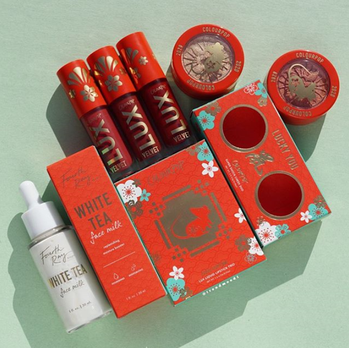 COLOURPOP 2020 LUNAR NEW YEAR COLLECTION RELEASES IN JANUARY 2020 - COLOURPOP 2020 LUNAR NEW YEAR COLLECTION RELEASES IN JANUARY 2020