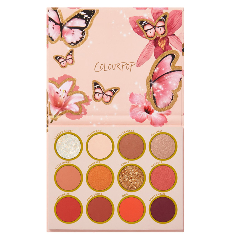 COLOURPOP BUTTERFLY COLLECTION EXCLUSIVE TO ULTA 2 - COLOURPOP BUTTERFLY COLLECTION EXCLUSIVE TO ULTA