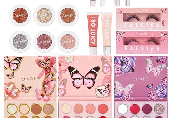 COLOURPOP BUTTERFLY COLLECTION EXCLUSIVE TO ULTA 657x450 - COLOURPOP BUTTERFLY COLLECTION EXCLUSIVE TO ULTA