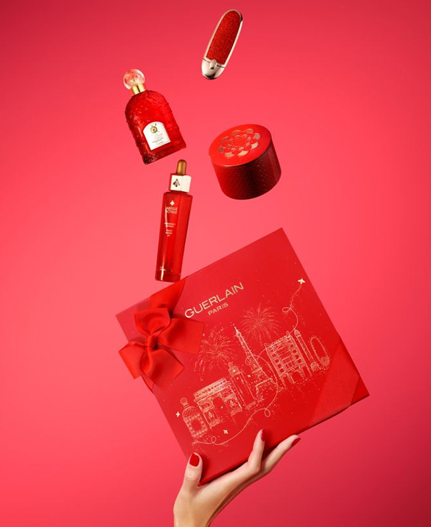 GUERLAIN LUNAR NEW YEAR COLLECTION FOR 2020 1 - GUERLAIN LUNAR NEW YEAR COLLECTION FOR 2020