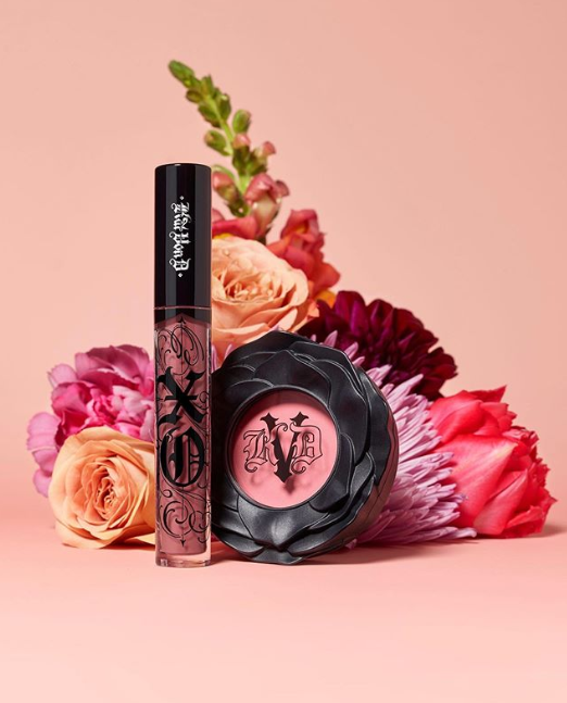 KAT VON D XO VINYL LIP CREAM AND EVERLASTING BLUSH FOR 2020 5 - KAT VON D XO VINYL LIP CREAM AND EVERLASTING BLUSH FOR 2020