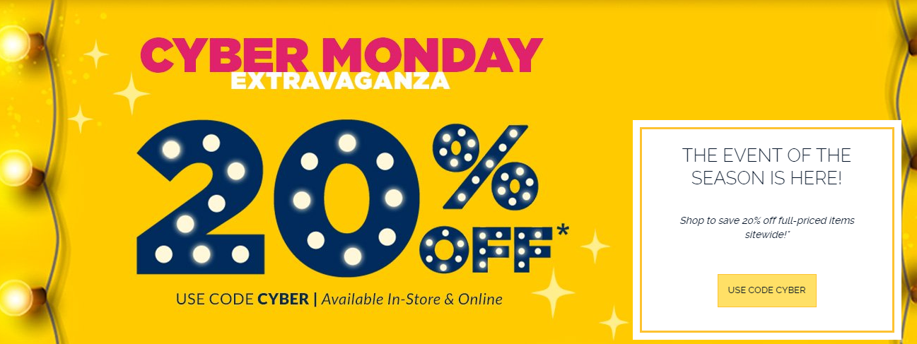 LOCCITANE Cyber Monday - The Best Cyber Monday 2019 Beauty Deals