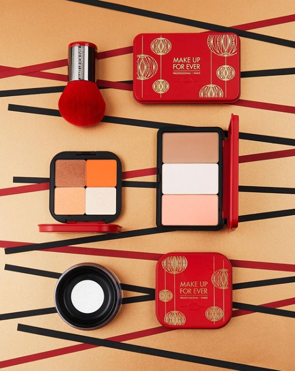 MAKEUP FOREVER 2020 LUNAR NEW YEAR COLLECTION PRELIMINARY INFORMATION 1 - MAKEUP FOREVER 2020 LUNAR NEW YEAR COLLECTION PRELIMINARY INFORMATION