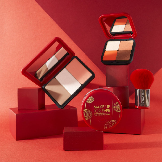 MAKEUP FOREVER 2020 LUNAR NEW YEAR COLLECTION PRELIMINARY INFORMATION - MAKEUP FOREVER 2020 LUNAR NEW YEAR COLLECTION PRELIMINARY INFORMATION