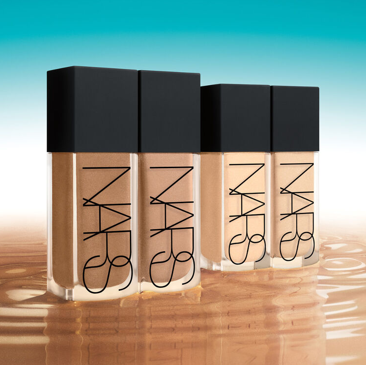 NARS TINTED GLOW BOOSTER AVAILABLE IN 4 SHADES - NARS TINTED GLOW BOOSTER AVAILABLE IN 4 SHADES