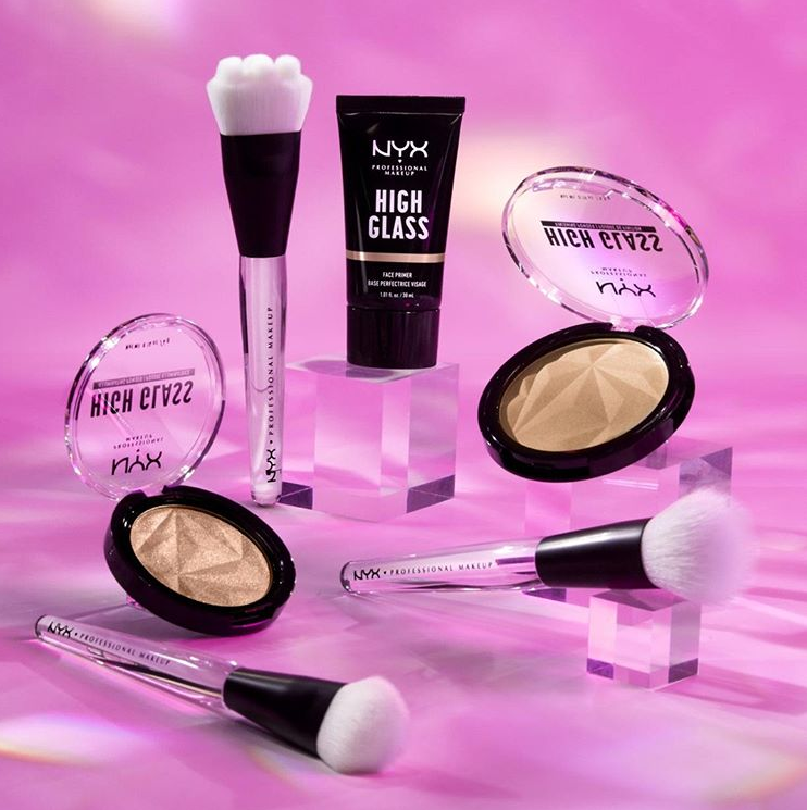 NYX COSMETICS NEW HIGH GLASS COLLECTION EXCLUSIVE TO ULTA - NYX COSMETICS NEW HIGH GLASS COLLECTION EXCLUSIVE TO ULTA