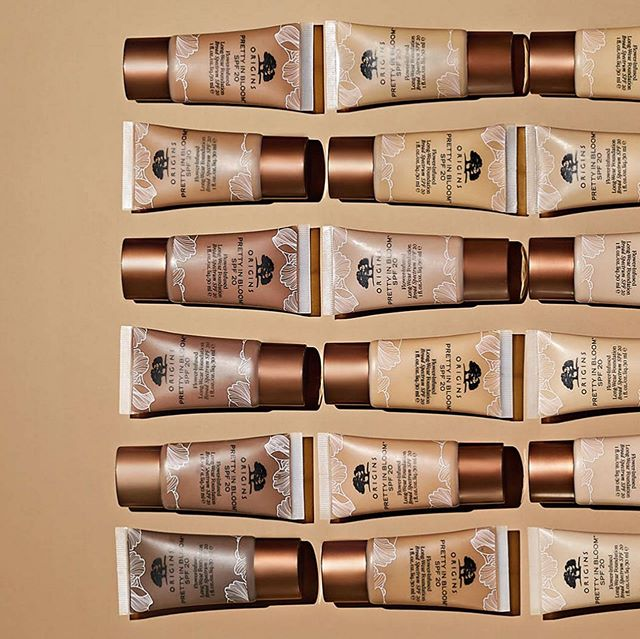 ORIGINS PRETTY IN BLOOM FLOWER INFUSED LONG WEAR FOUNDATION 4 - ORIGINS PRETTY IN BLOOM FLOWER-INFUSED LONG-WEAR FOUNDATION