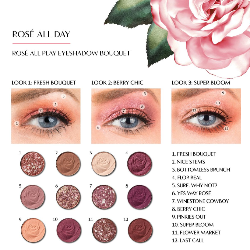 PHYSICIANS FORMULAS NEW RELEASES TO THE ROSE ALL DAY RANGE 2 - PHYSICIANS FORMULA NEW ROSE ALL DAY MAKEUP COLLECTION