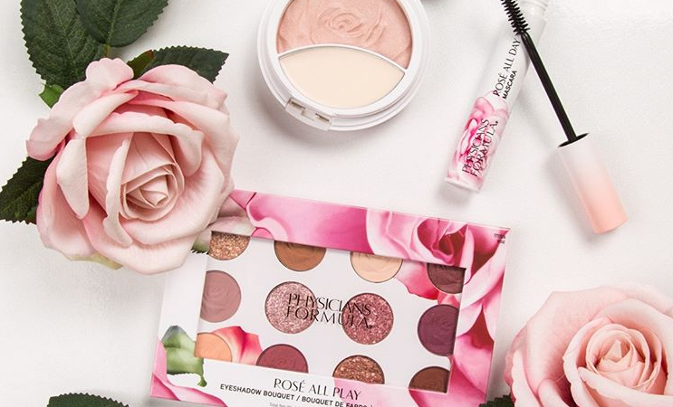 PHYSICIANS FORMULAS NEW RELEASES TO THE ROSE ALL DAY RANGE 743x450 - PHYSICIANS FORMULA NEW ROSE ALL DAY MAKEUP COLLECTION