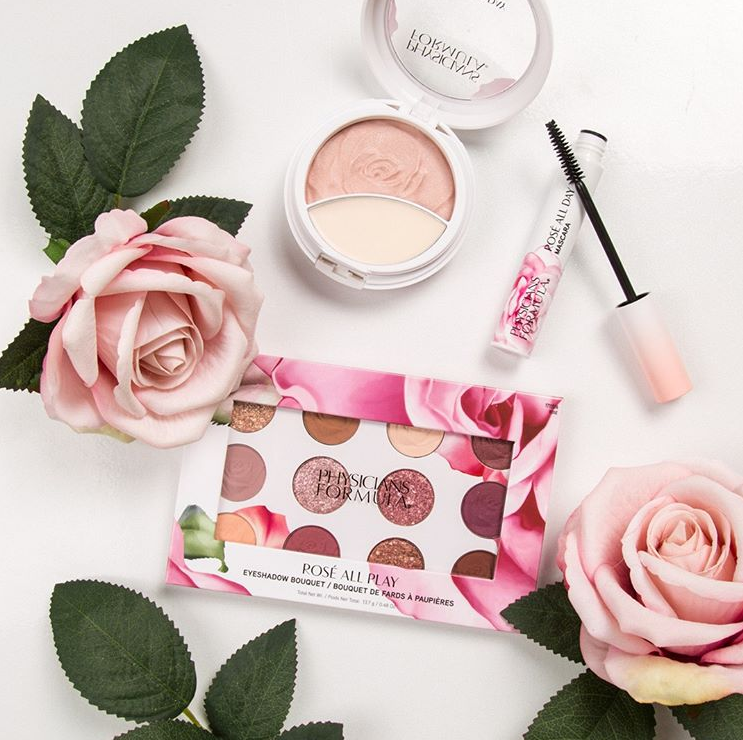 PHYSICIANS FORMULAS NEW RELEASES TO THE ROSE ALL DAY RANGE - PHYSICIANS FORMULA NEW ROSE ALL DAY MAKEUP COLLECTION