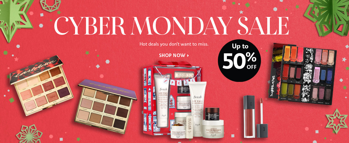 Sephora Cyber Monday 1 - The Best Cyber Monday 2019 Beauty Deals