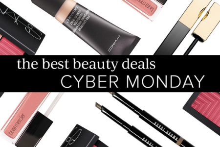 The Best Cyber Monday 2019 Beauty Deals 450x300 - The Best Cyber Monday 2019 Beauty Deals