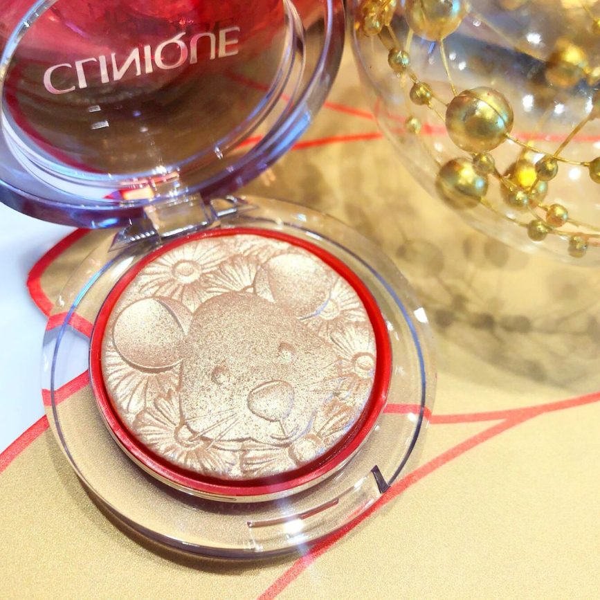 CLINIQUE YEAR OF THE RAT CHEEK POP HIGHLIGHTER FOR LUNAR NEW YEAR 2020 3 - CLINIQUE YEAR OF THE RAT CHEEK POP HIGHLIGHTER FOR LUNAR NEW YEAR 2020