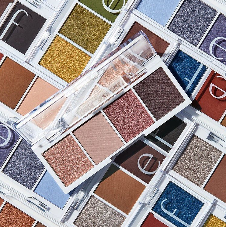 ELF COSMETICS BITE SIZE EYESHADOW PALETTES FOR SPRING 2020 - ELF COSMETICS BITE-SIZE EYESHADOW PALETTES FOR SPRING 2020