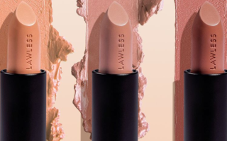 LAWLESS SATIN LUXE CLASSIC CREAM LIPSTICK FOR SPRING 2020 1 320x200 - LAWLESS SATIN LUXE CLASSIC CREAM LIPSTICK FOR SPRING 2020