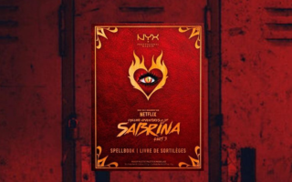 NYX COSMETICS x NETFLIX SABRINA COLLECTION FOR SPRING 2020 2 320x200 - NYX COSMETICS x NETFLIX SABRINA COLLECTION FOR SPRING 2020