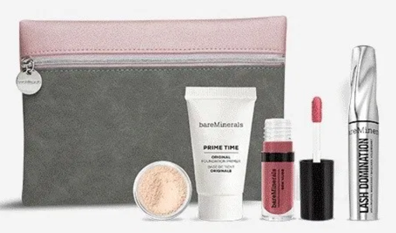 bareMinerals Gift with Purchase 1 - BareMinerals gift with purchase 2021
