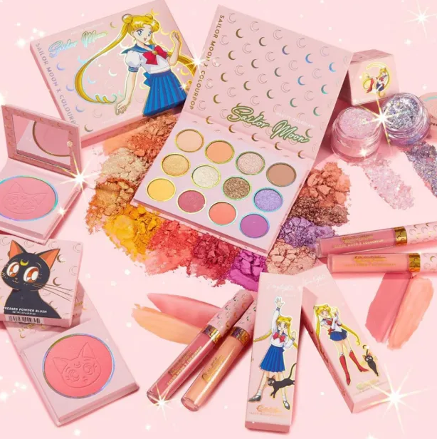 COLOURPOP x SAILOR MOON COLLECTION LAUNCHES FEBRUARY 20TH 1 - COLOURPOP x SAILOR MOON COLLECTION LAUNCHES FEBRUARY 20TH