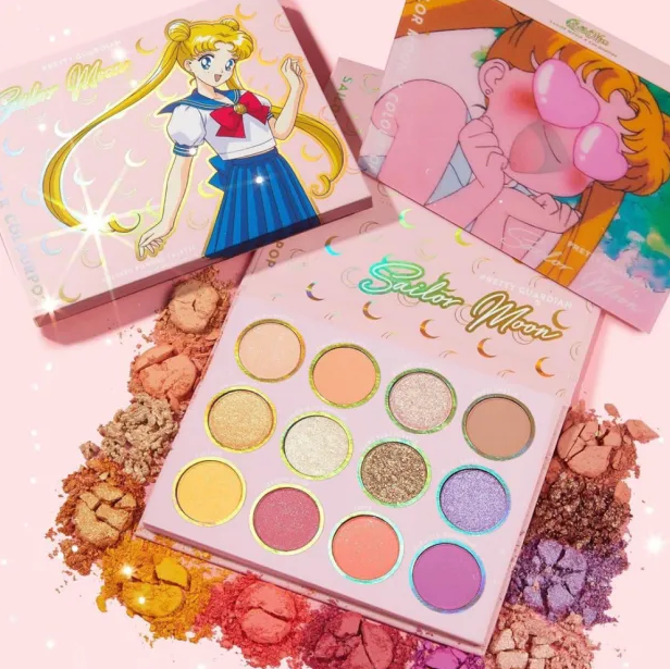 COLOURPOP x SAILOR MOON COLLECTION LAUNCHES FEBRUARY 20TH 2 - COLOURPOP x SAILOR MOON COLLECTION LAUNCHES FEBRUARY 20TH