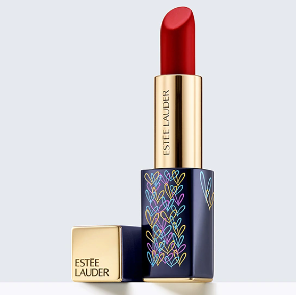 ESTEE LAUDER x JAMES GOLDCROWN LOVE COLORFULLY COLLECTION FOR VALENTINES DAY 2 - ESTEE LAUDER x JAMES GOLDCROWN LOVE COLORFULLY COLLECTION FOR VALENTINES DAY