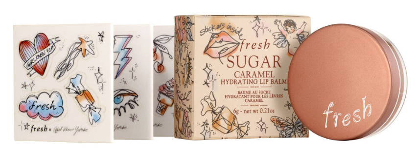 FRESH BEAUTY LIMITED EDITION SUGAR CARAMEL HYDRATING LIP BALM 2 - FRESH BEAUTY LIMITED-EDITION SUGAR CARAMEL HYDRATING LIP BALM