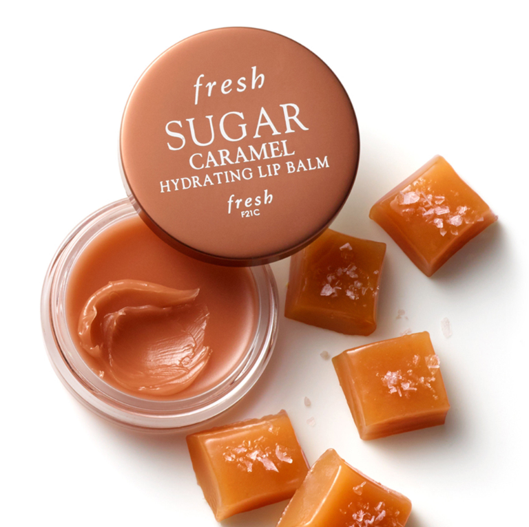 FRESH BEAUTY LIMITED EDITION SUGAR CARAMEL HYDRATING LIP BALM 6 - FRESH BEAUTY LIMITED-EDITION SUGAR CARAMEL HYDRATING LIP BALM