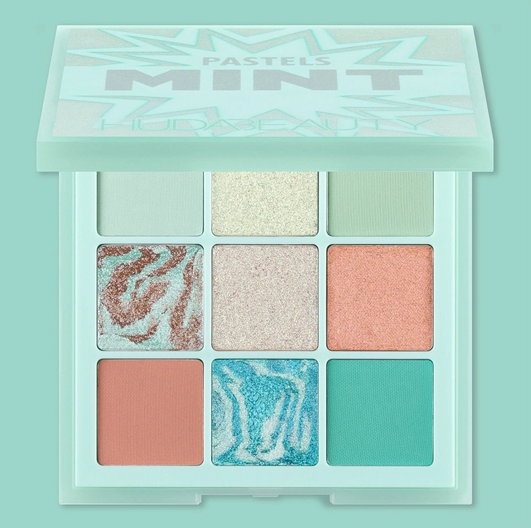 HUDA BEAUTY PASTEL OBSESSIONS PALETTES FOR Spring 2020 2 - HUDA BEAUTY PASTEL OBSESSIONS PALETTES FOR SPRING 2020