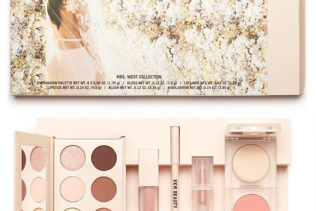 KKW BEAUTY THE MRS. WEST COLLECTION FOR SPRING 2020 1 450x300 - KKW BEAUTY THE MRS. WEST COLLECTION FOR SPRING 2020