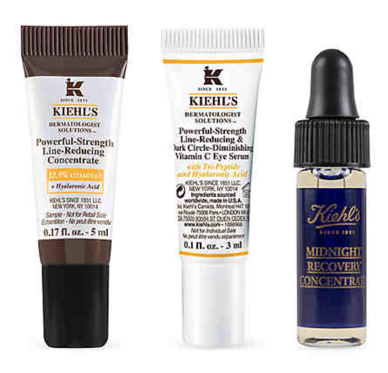 Kiehls gift with purchase 2 - List of Kiehl's gift with purchase 2020 schedule