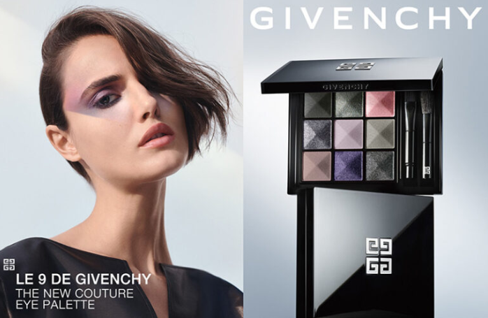 LE 9 DE GIVENCHY EYESHADOW PALETTES FOR SPRING 2020 IN FOUR VARIATIONS 1 - LE 9 DE GIVENCHY EYESHADOW PALETTES FOR SPRING 2020 IN FOUR VARIATIONS