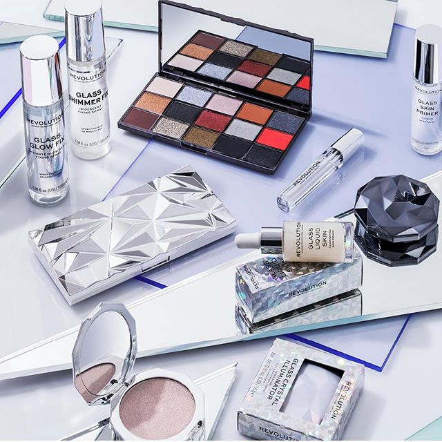 MAKEUP REVOLUTION THE GLASS SKIN COLLECTION FOR SPRING 2020 - MAKEUP REVOLUTION THE GLASS SKIN COLLECTION FOR SPRING 2020