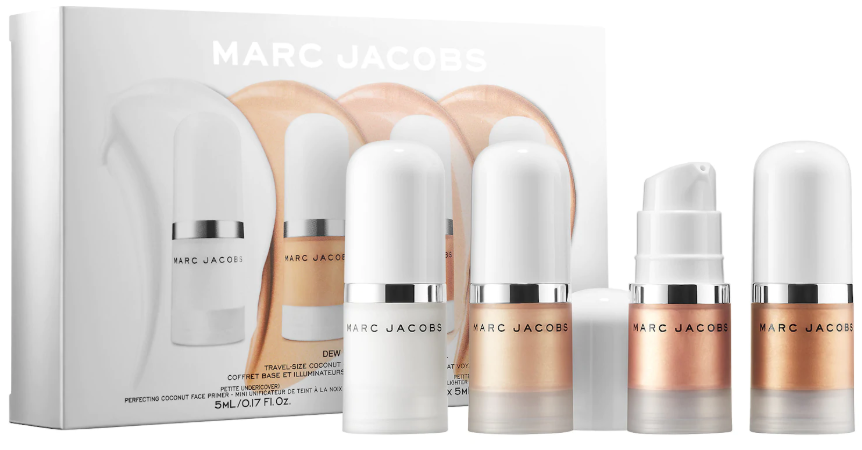 MARC JACOBS BEAUTY DEW EVERYTHING MINI COCONUT GEL HIGHLIGHTER AND PRIMER SET 1 862x450 - MARC JACOBS BEAUTY DEW EVERYTHING MINI COCONUT GEL HIGHLIGHTER AND PRIMER SET