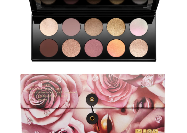 PAT MCGRATH MOTHERSHIP VII DIVINE ROSE EYESHADOW PALETTE AVAILABLE NOW 631x450 - PAT MCGRATH MOTHERSHIP VII: DIVINE ROSE EYESHADOW PALETTE AVAILABLE NOW
